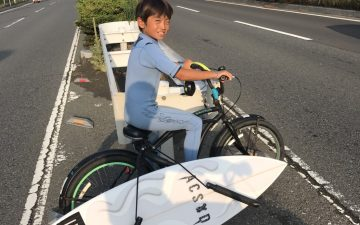 激戦区湘南藤沢からキッズクラス全日本決めてくれました。 酒井仙太郎くんです。ぜひチェックを〜。